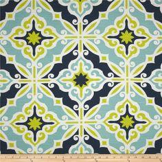Premier Prints Harford Slub Canal #pattern @Fabric.com