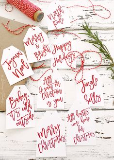 Free printable Christmas gift tags - Dreams Factory Free printable Christmas gift tags - Dreams Factory<br> Free printable Christmas gift tags - a simple but beautiful touch you need to add to your Christmas presents this year Christmas Cookies Gift, Free Christmas Gifts, Teacher Christmas Gifts, Christmas Gift Wrapping, Christmas Presents, Christmas Christmas, Diy Christmas Gift Tags, Xmas, Christmas Messages