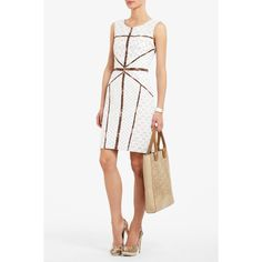 BCBGMAXAZRIA - SHOP BY CATEGORY: DRESSES: VIEW ALL: ANDREEA LACE SHEATH DRESS