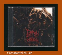 COMMON YET FORBIDDEN - The Struggle (*NEW* CD 2007) Death Metal CCM  #DeathMetal
