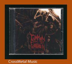 COMMON YET FORBIDDEN - The Struggle (*NEW* CD 2007) Death Metal CCM  #DeathMetal