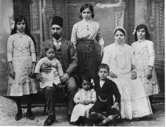 The Basris Iraqui Jewish family