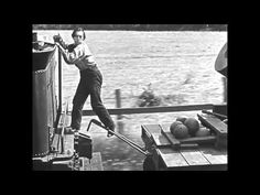 "Buster Keaton in ""The William Tell Overture"" - possibly one of the most perfect combinations of music and clips ever!"