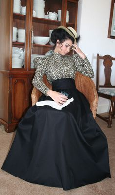 Steampunk...@Shannon Springer can you make me this dress? :o