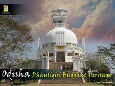 Dhauli hills signifies peace  represents the history of great emperor Ashoka's transformation from violence to non-violence.
