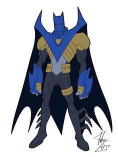 Geek Mythology, Batman Through the Ages holden421: Batman...