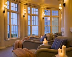 OH! Spa at the Ocean House, Westerly, RI.