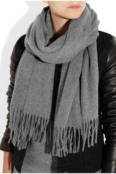 27286aedc5 Acne Studios - Canada brushed-wool scarf