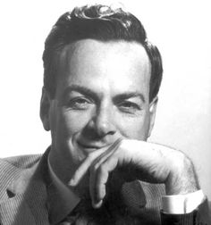 Richard Feynman was an American theoretical physicist known for his work in the path integral formulation of quantum mechanics, the theory of quantum electrodynamics, and the physics of the superfluidity Richard Feynman, Theoretical Physics, Quantum Physics, Quantum Electrodynamics, Einstein, Nobel Prize In Physics, Nobel Prize Winners, Quantum Mechanics, Writers