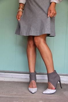 steve madden shoes gray