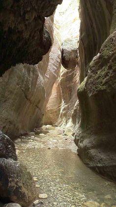 Avakas Gorge © Pan narrans/Wikicommons