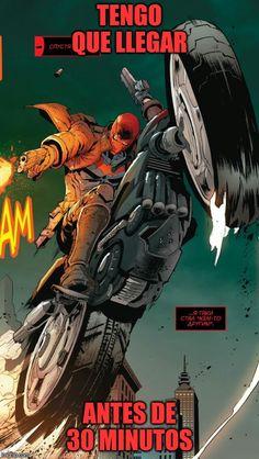 Comic Villains, Marvel Characters, Marvel Dc Comics, Marvel Heroes, Hood Wallpapers, Red Hood Jason Todd, Univers Dc, Comic Manga, Dc Comics Superheroes