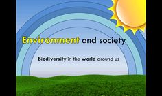 Grade 8 - Environment and society PowerPoint (CAPS) - Teacha! Life Science, Science And Nature, Science Resources, Science Experiments, Environment, Animation, World, Natural, The World