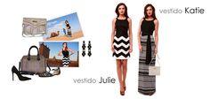 Kate dress and Julie dress