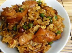20 minutes Teriyaki Chicken & Rice