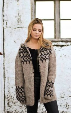 Icelandic design sweater