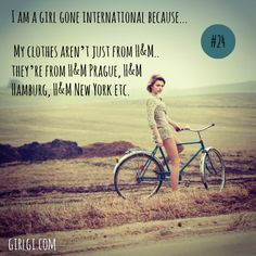 Travel Quote of the Day… H&M