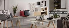 STICK COLLECTION.  www.mirame.no #benk #stue #stol #salongbord #nordiskdesign #ask #design #interior #interiør #mirame #mirameinteriørogdesign #stick #nettbutikk