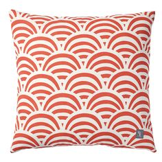 Poppy Soleil Print Outdoor Pillow | Serena  Lily