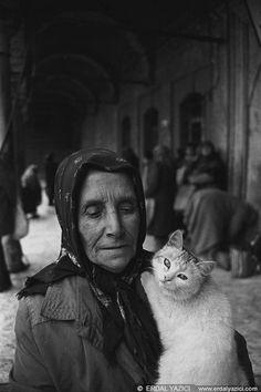Eyüp, İstanbul - 1989 - Photo by Erdal Yazici