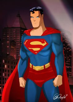 Superman Trinity by DESPOP.deviantart.com on @deviantART