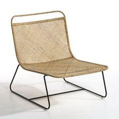Sillón lounge Théophane design E. Gallina