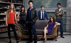 Primeval: New World cast shot