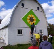 Alcona Quilt Trail Barn, Michigan