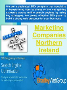 Marketing companies northern ireland