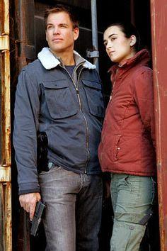 Tony DiNozzo and Ziva David, NCIS