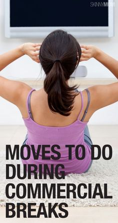 This is the perfect workout to do in front of the TV.