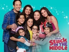 """Just watched on the Disney Channel: Stuck in the Middle """"Merry Scary"""" Series Da Disney, Serie Disney, Film Disney, Disney Movies, Disney Magic, Disney Channel Movies, Disney Channel Shows, Disney Challenge, Isaak Presley"""