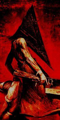 my edits my stuff silent hill *SH silent hill: homecoming silent hill 2 Pyramid Head Masahiro Ito the bogeyman