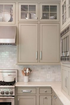 23 best cream colored kitchen cabinets images kitchen armoire rh pinterest com