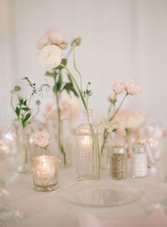 Elegant Nashville Wedding Captured by Elizabeth Messina - undefined - Real Weddings - Loverly