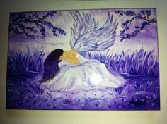 Decoupage, Diy, Painting, Bricolage, Painting Art, Do It Yourself, Paintings, Painted Canvas, Homemade