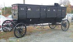 Amish Limo. www.midnightrunlimo.com #personalchauffeur #privatedriver #orangecountylimo