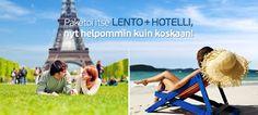 Mahtavaa matkailua joka lähtöön!: Logitravel 2016 Hotellit,risteilyt,lennot sekä mat...