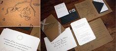 Wedding Invitations :: The Happy Envelope
