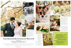Featured : Bride to Be magazine