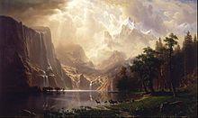 Albert Bierstadt - Wikipedia, the free encyclopedia