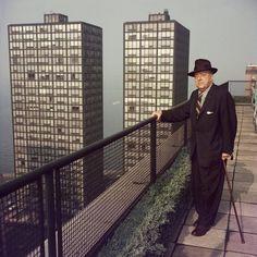 1951  860-880 Lake Shore Drive, Chicago - Mies van der Rohe
