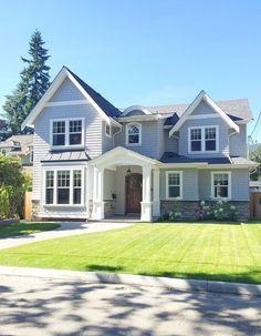 exterior paint colors on pinterest exterior paint colors exterior. Black Bedroom Furniture Sets. Home Design Ideas