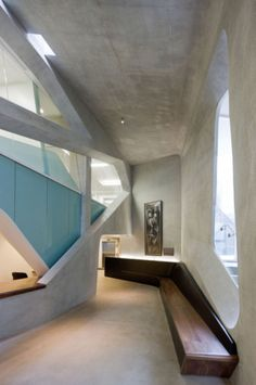 137 best deconstructivism of interior and architecture - Interior design school los angeles ...