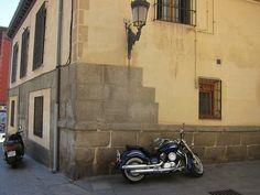 Motos. Madrid by voces, via Flickr