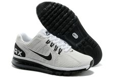 Nike Air Max 2013 Chisel KPU Men\\u0026#39;s shoes White/