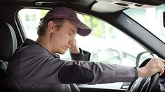 Why Drowsy Driving Is Just As Dangerous As Drunk Driving