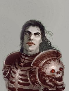 Ramsay armor by LynxSphinx