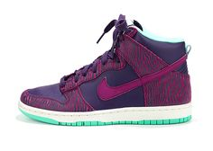 Dunk Sky Hi, $120, Nike