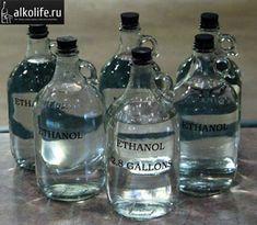 Как из спирта сделать водку
